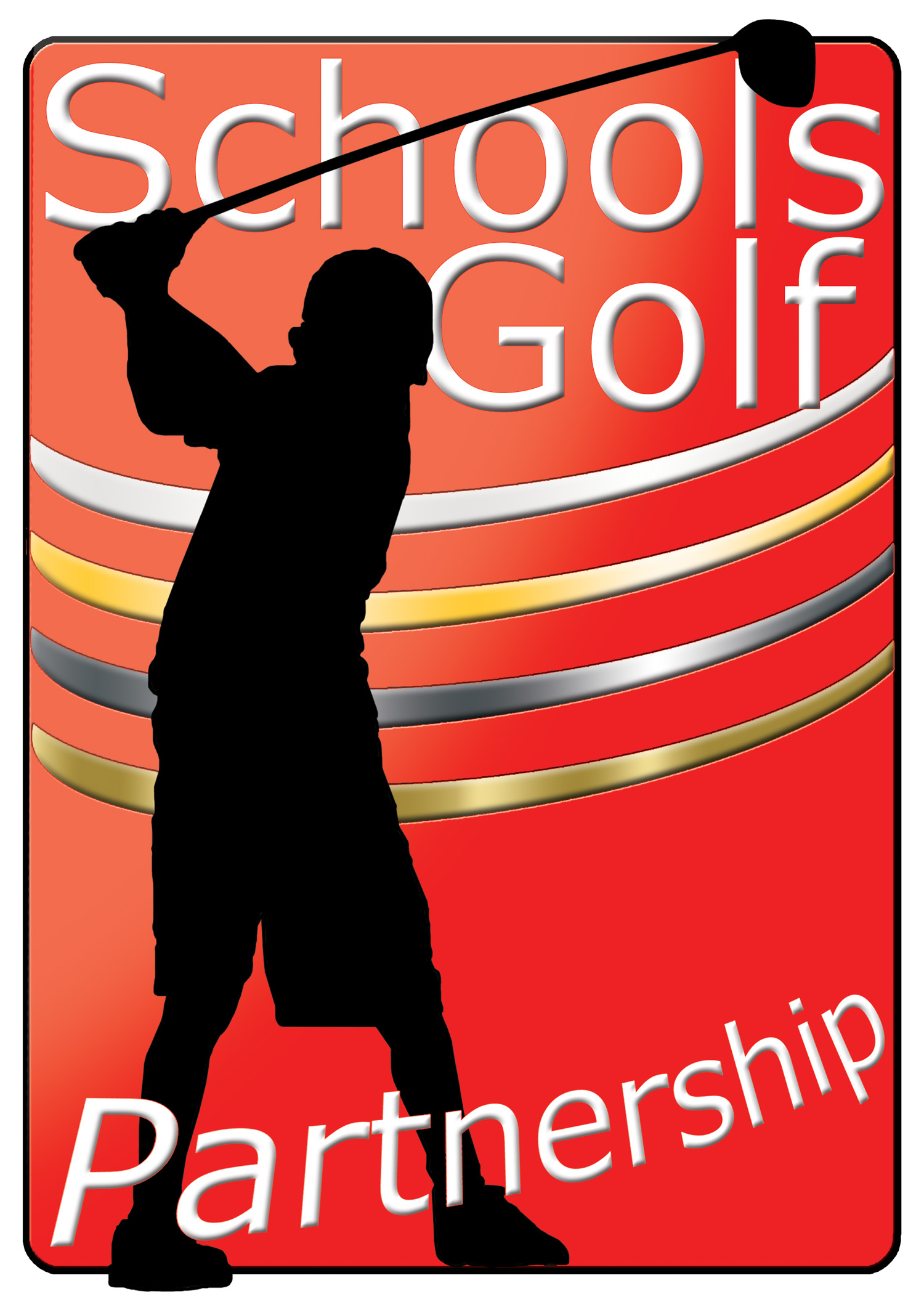 Schools Golf Partnership logo
