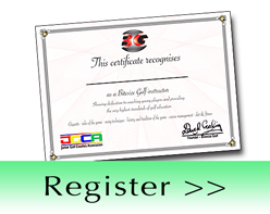 Coaches register