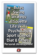 curriculum for golf
